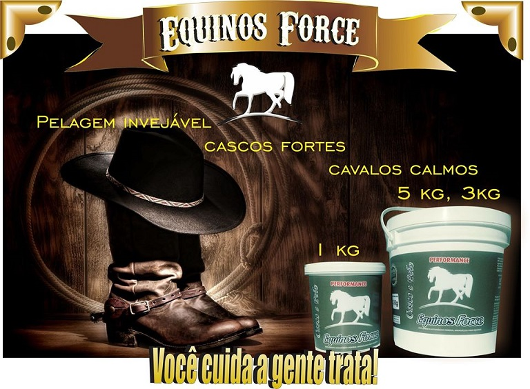 EQUINOS FORCE PERFORMANCE 5 kg Foto
